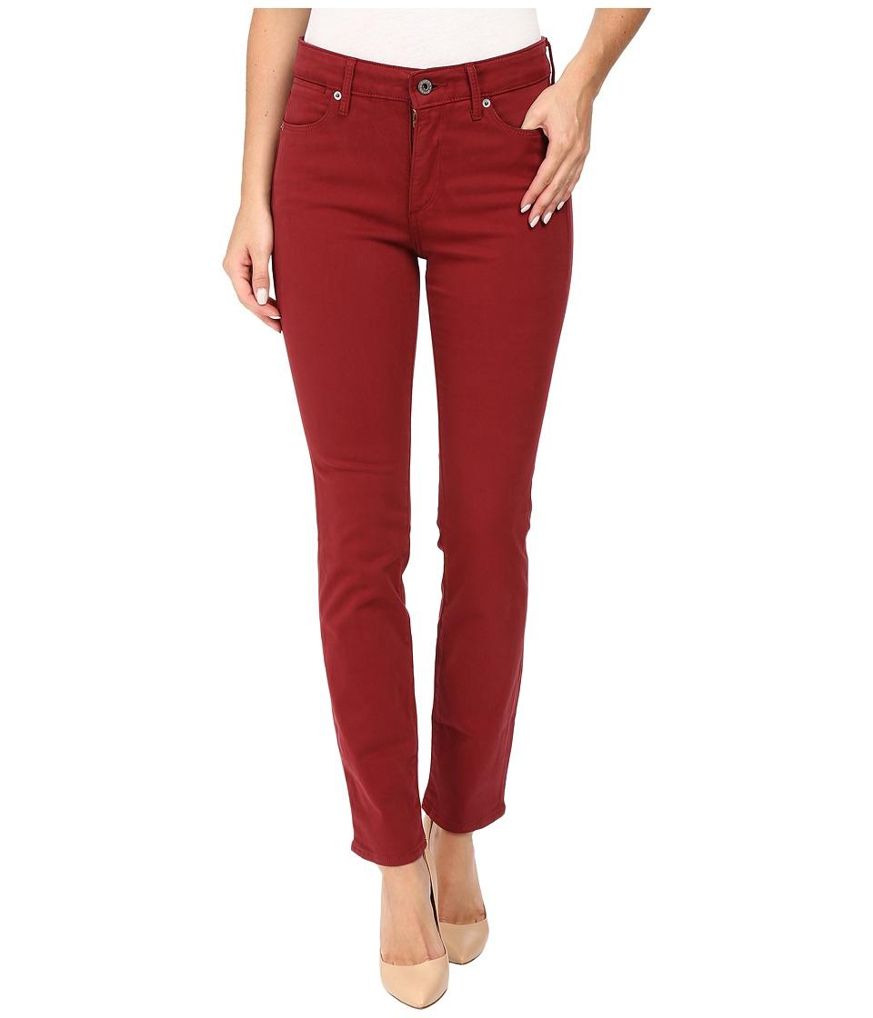 Lucky Brand - Hayden Skinny in Merlot (Merlot) Women's Jeans
