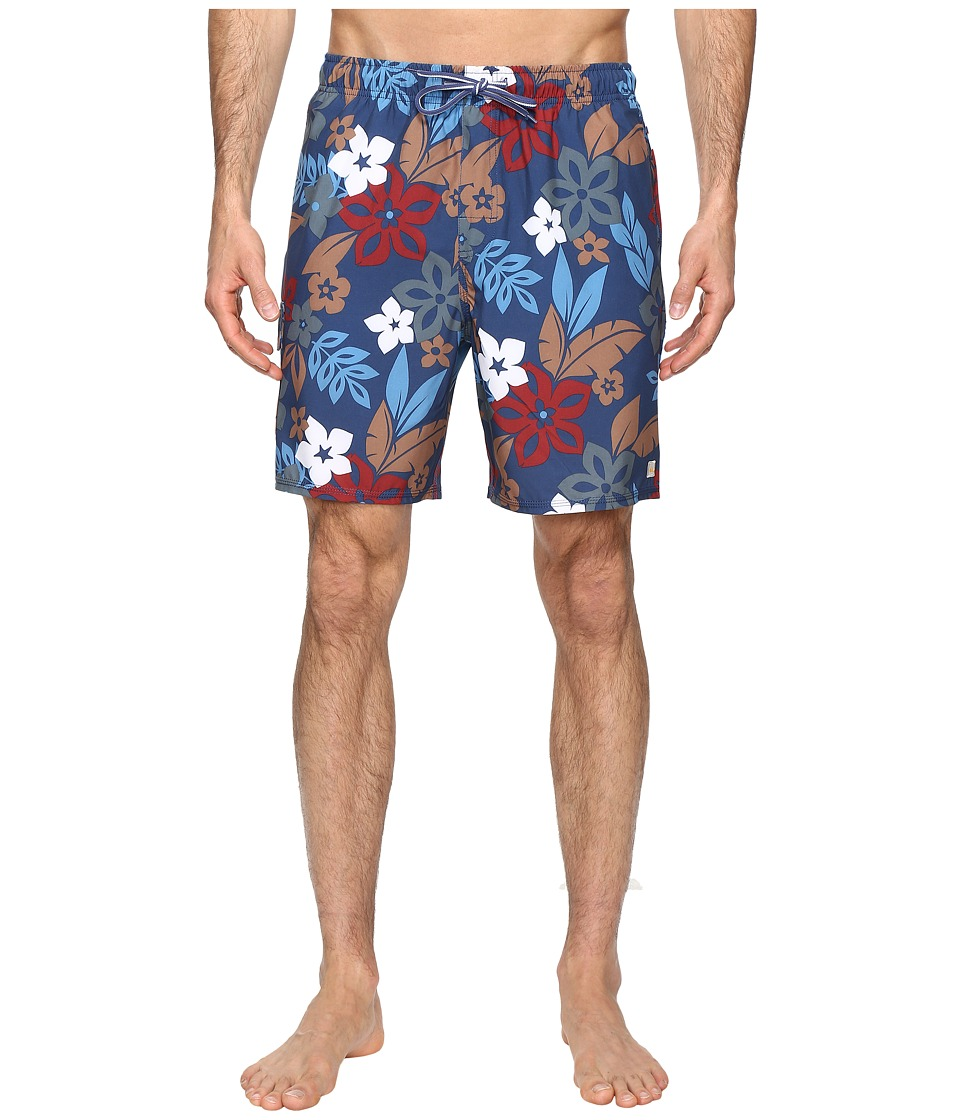 Quiksilver Waterman - Quik Dip (Ensign Blue) Men's Swimwear