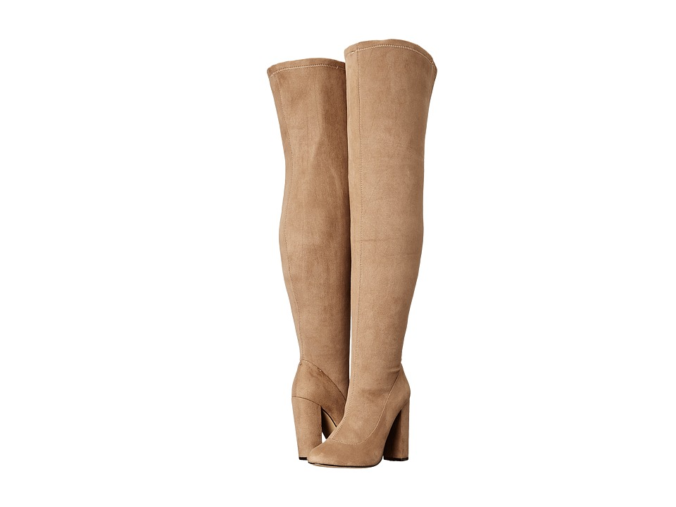 LFL by Lust For Life - Maven (Tan Suedette) Women's Pull-on Boots