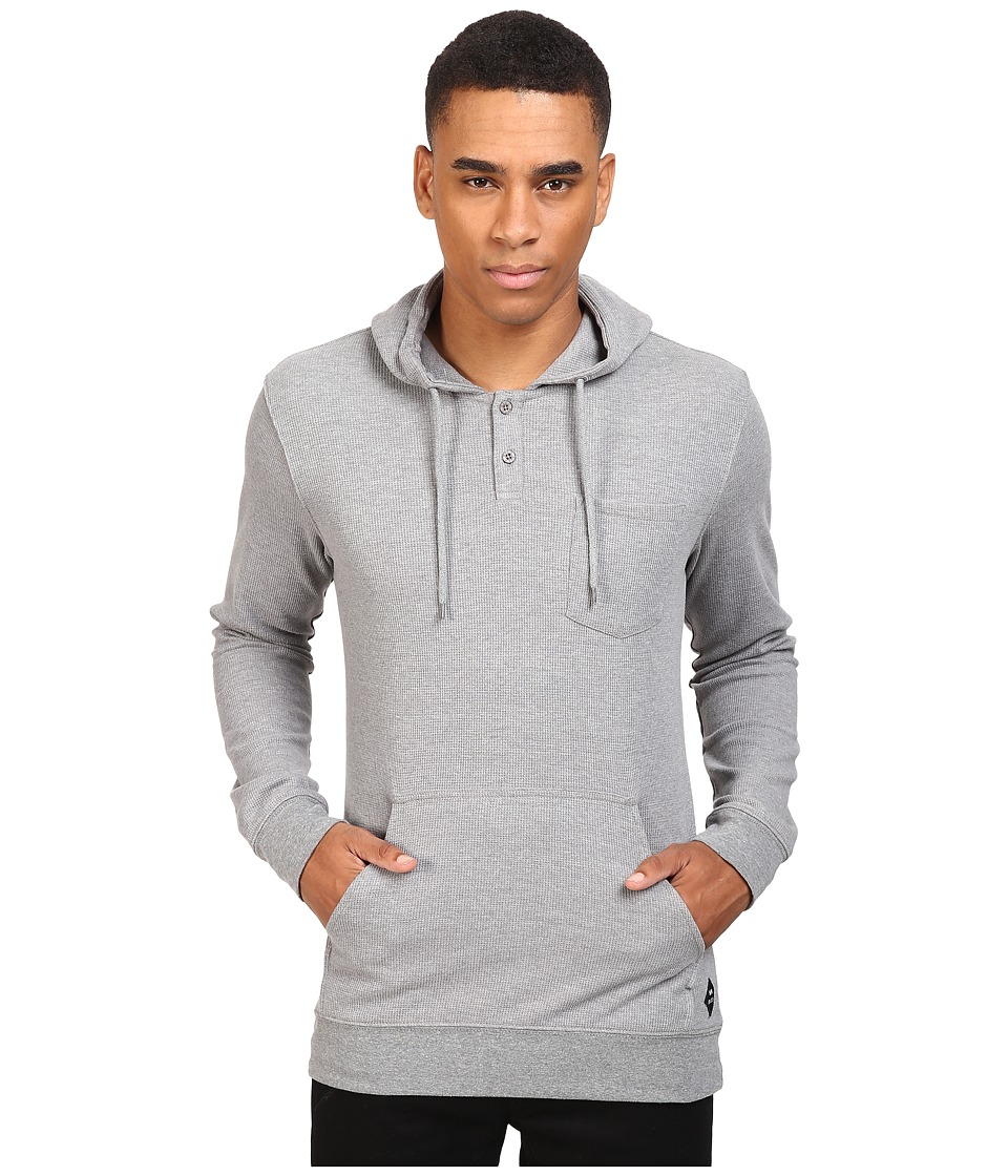 RVCA - Thomas Hoodie 2 (Athletic Heather) Men's Sweatshirt