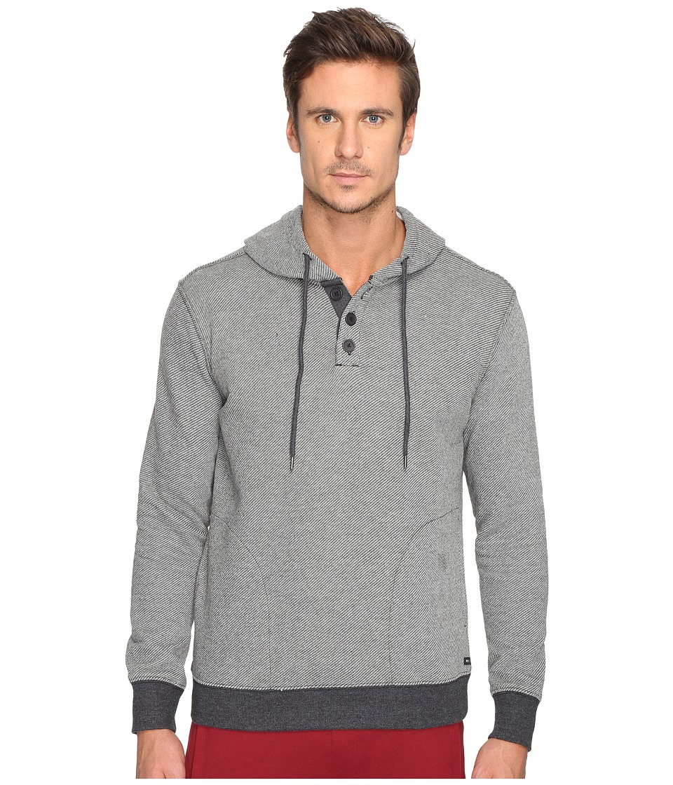 RVCA - Capo Twill Fleece (Black) Men's Fleece