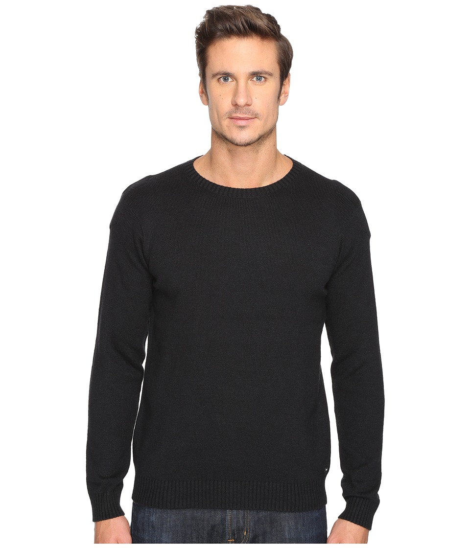 RVCA - Sunday 2 (Black) Men's Sweater
