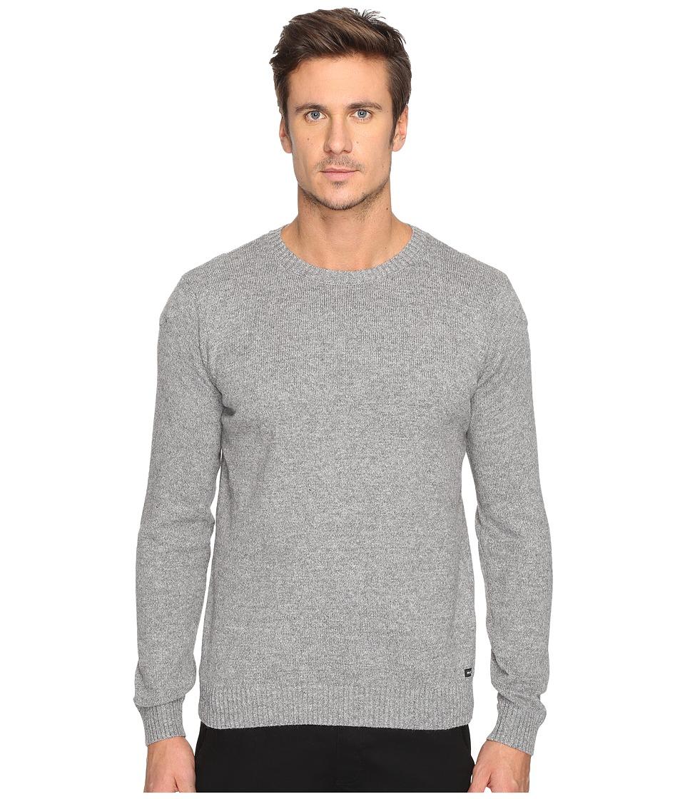 RVCA - Sunday 2 (Grey Noise) Men's Sweater
