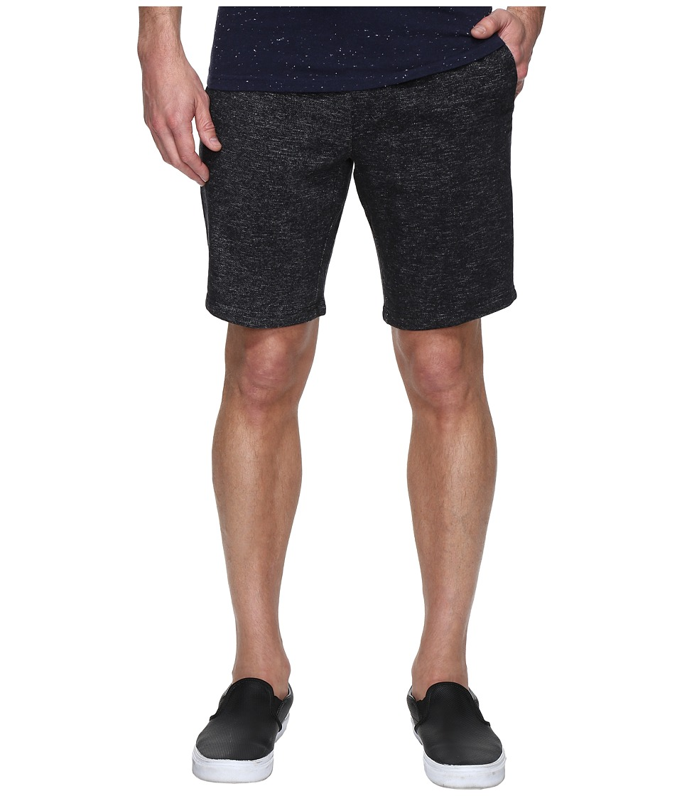 Billabong - Balance Fleece Shorts (Black Heather) Men's Shorts