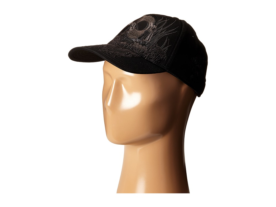Diesel - Cwolf Hat (Black) Baseball Caps