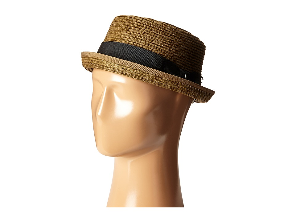 Diesel - Cuward Hat (Clay/Brown) Caps