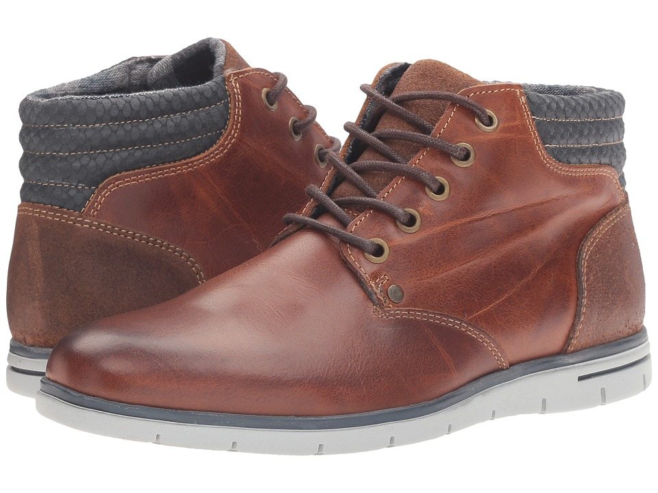 Dune London - Cane (Tan Leather) Men's Shoes