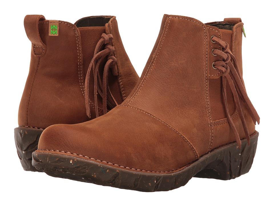 El Naturalista - Yggdrasil NF97 (Wood) Women's Shoes