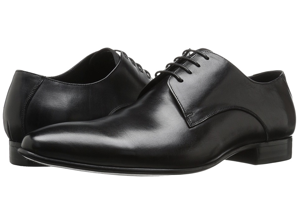 Dune London - Rembrandt (Black Leather) Men's Shoes