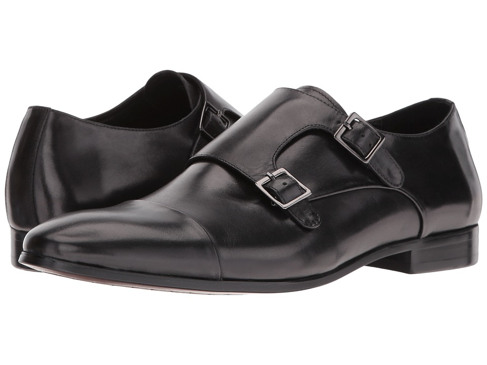 Dune London - Reynolds (Black Leather) Men's Shoes