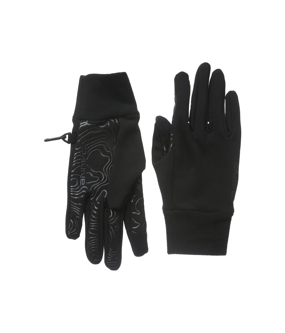 Dakine - Storm Liner Gloves (Black 1) Extreme Cold Weather Gloves