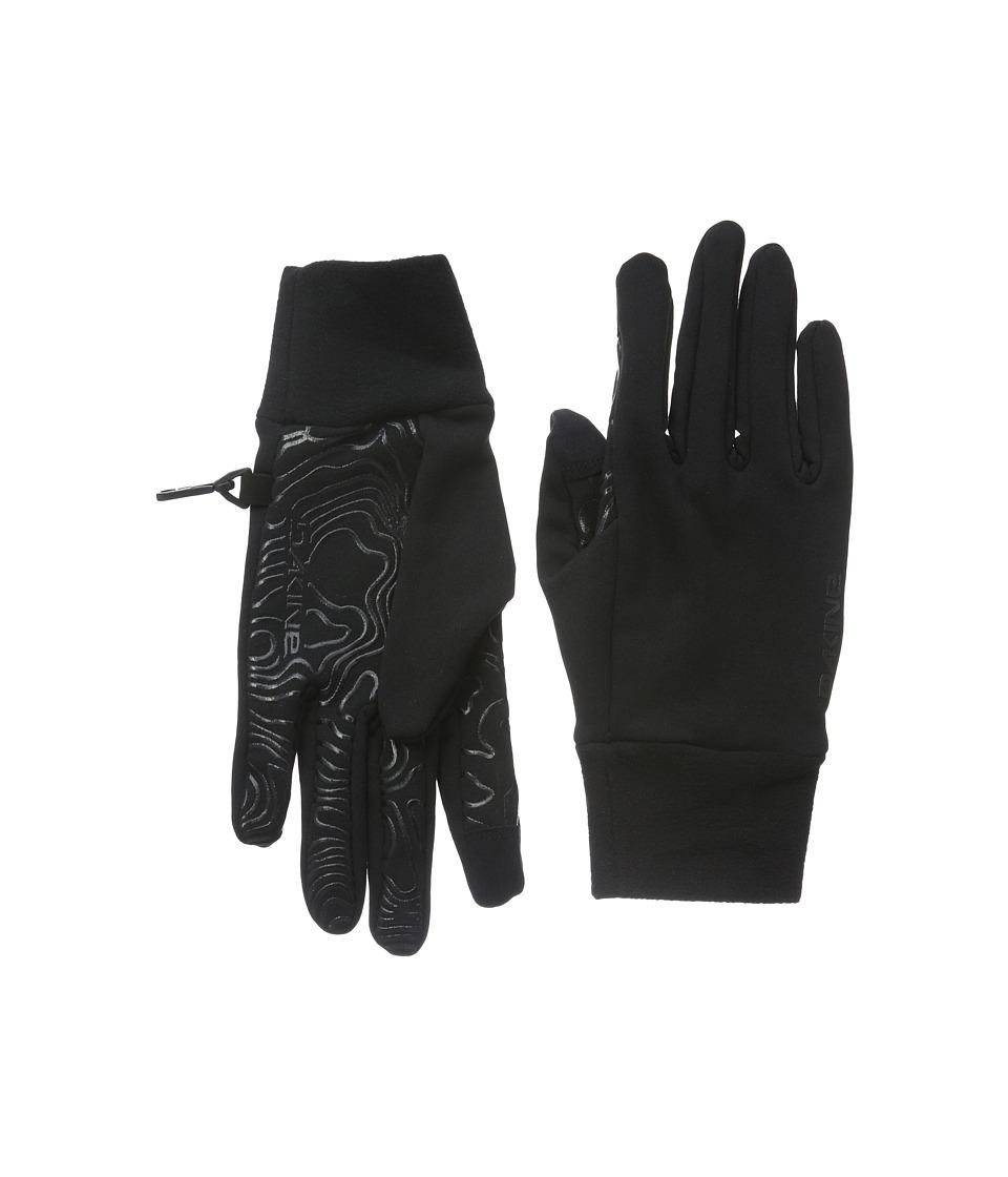 Dakine - Storm Liner Gloves (Black 1) Extreme Cold Weather Gloves