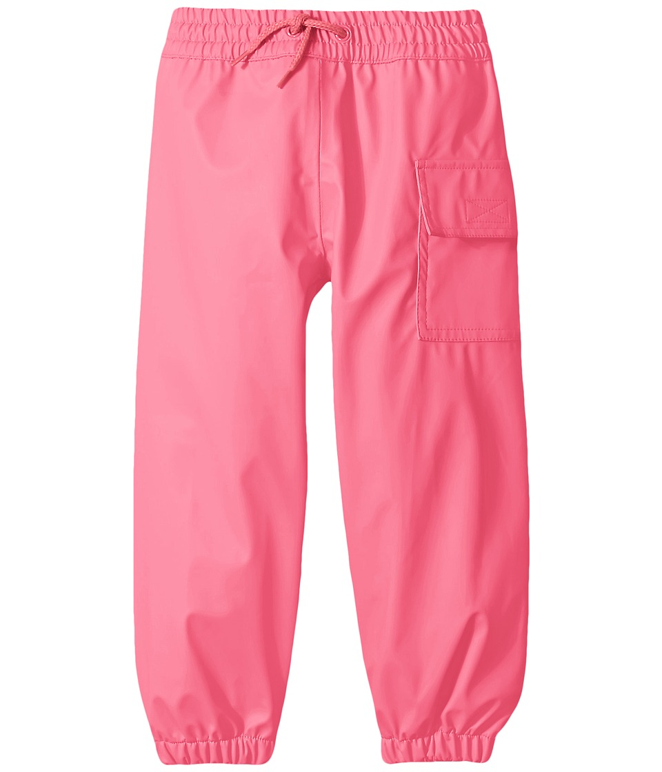 Hatley Kids - Pretty Splash Pants (Toddler/Little Kids/Big Kids) (Pink) Girl's Casual Pants