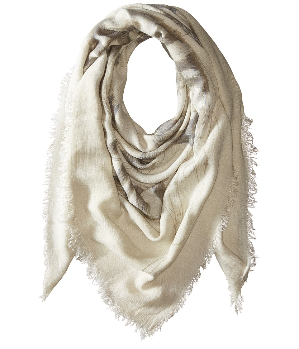 Diesel - Swillot-A Scarf (Off-White) Scarves