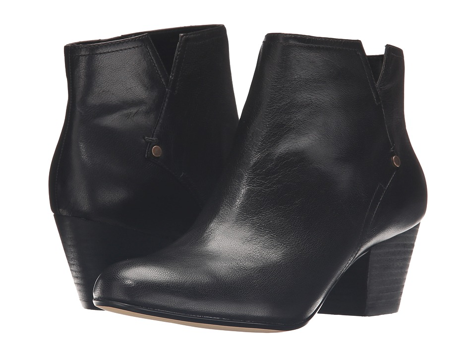 Nine West - Hadriel (Black Leather) Women's Shoes