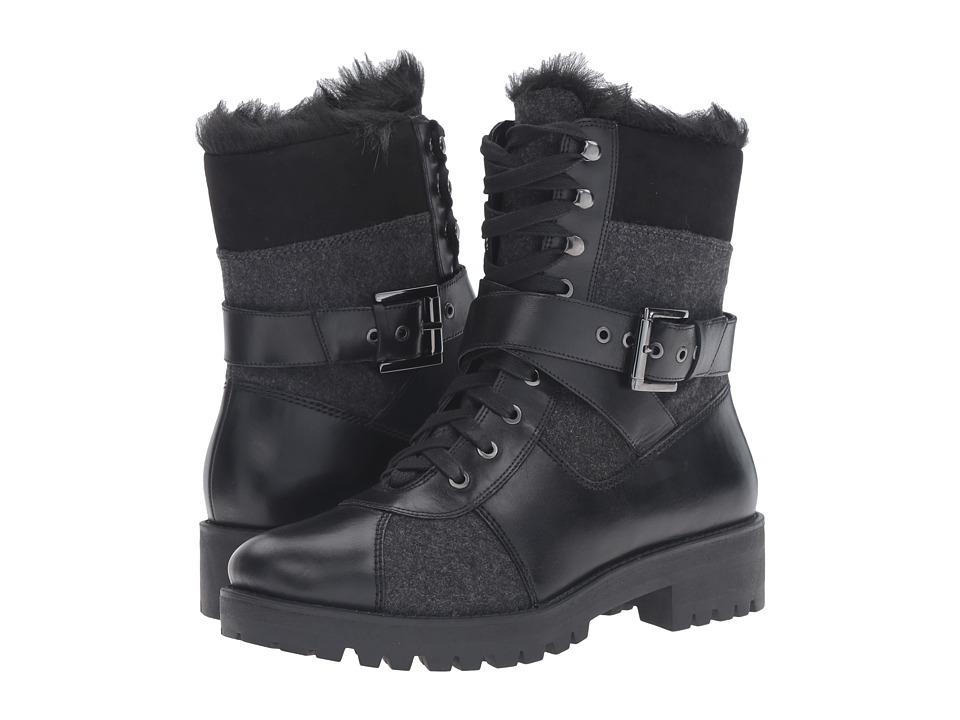 Nine West Orithna (Black/Grey Multi Leather) Women