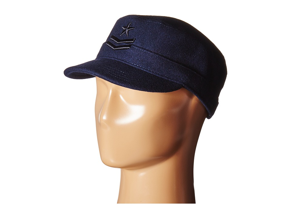 Diesel - Commar Hat (Blue) Caps