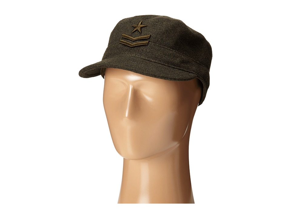 Diesel - Commar Hat (Olive/Green) Caps