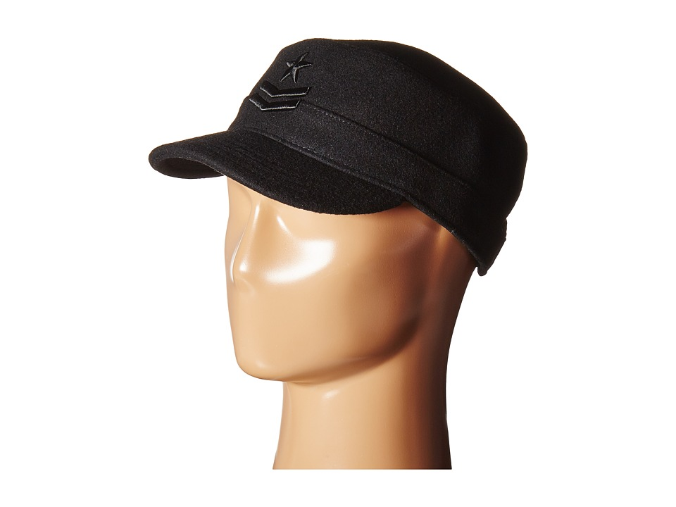 Diesel - Commar Hat (Black) Caps