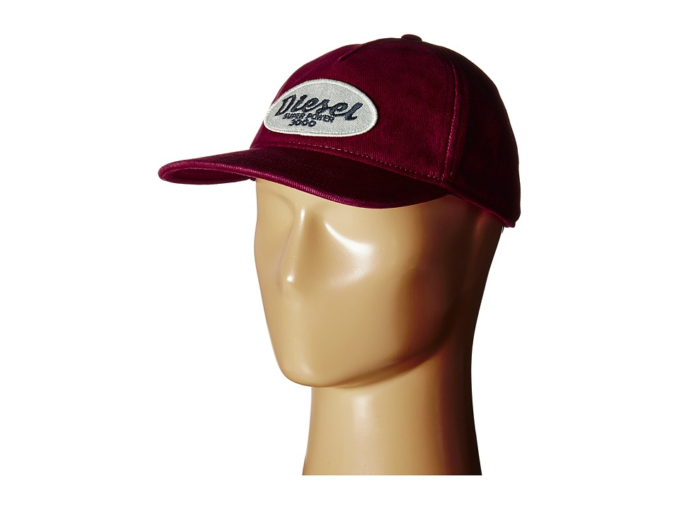 Diesel - Cvintage Hat (Red) Caps