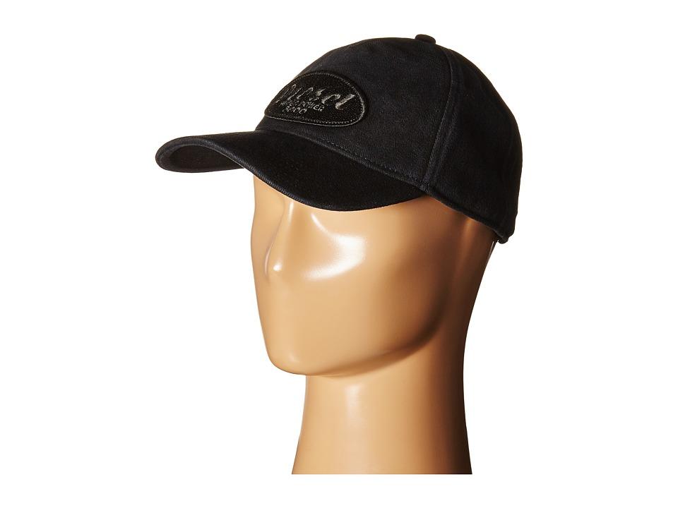 Diesel - Cvintage Hat (Black) Caps