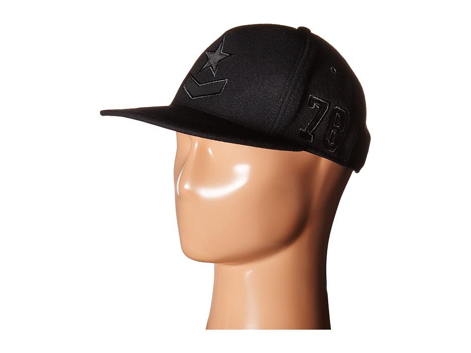 Diesel - Cistarres Hat (Black) Caps