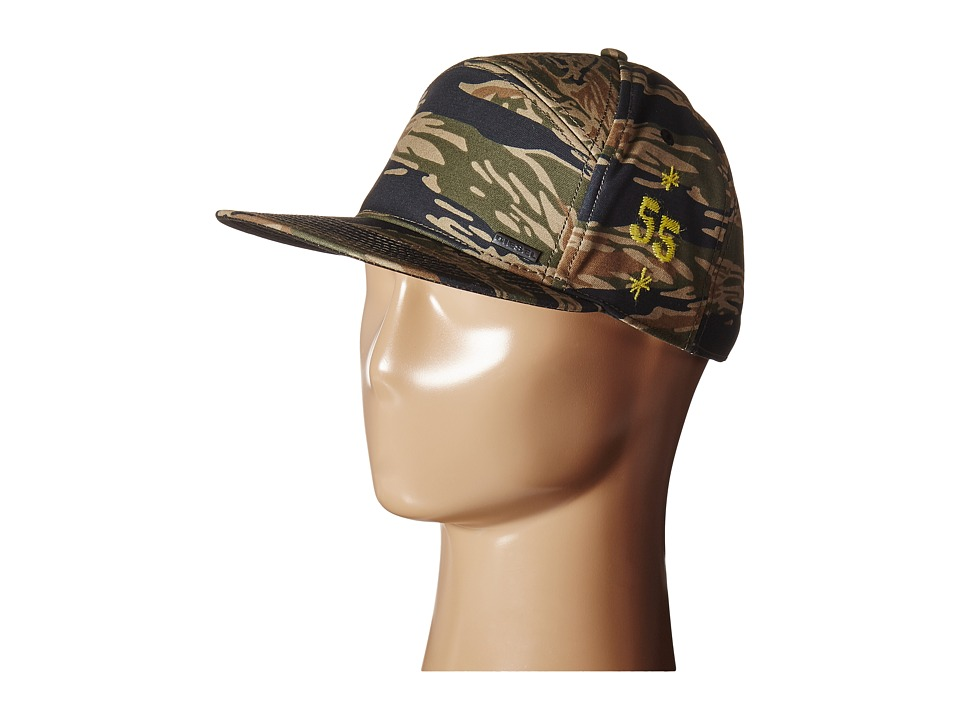 Diesel - Camuny Hat (Olive/Green) Caps