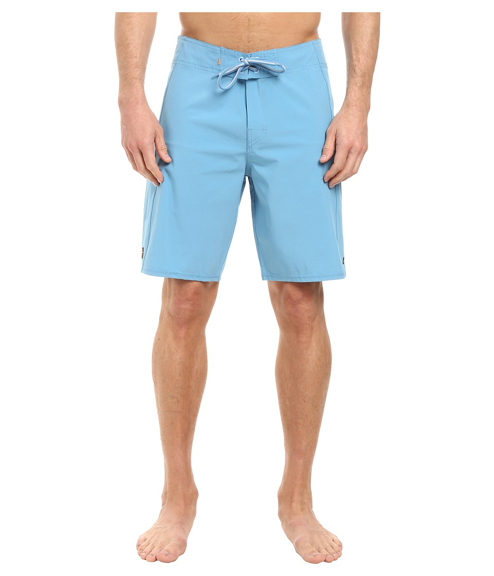 Quiksilver Waterman - Makana Boardshorts (Niagara) Men's Swimwear