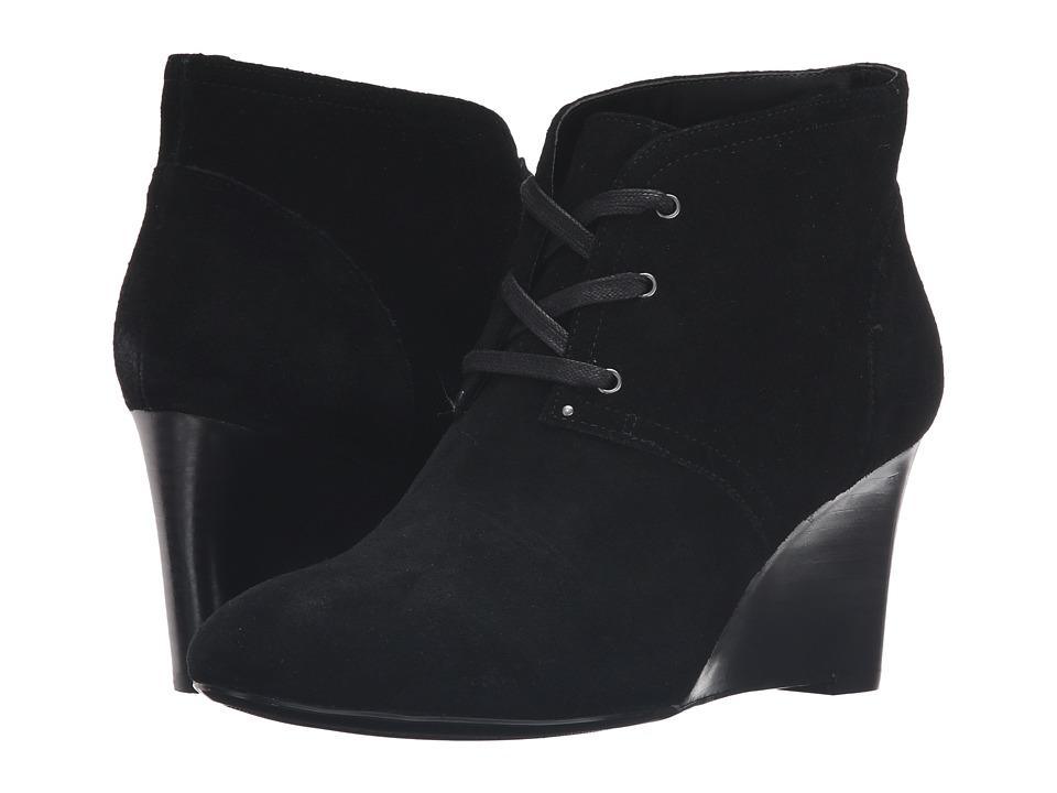 LAUREN Ralph Lauren Tamia (Black Sport Suede) High Heels