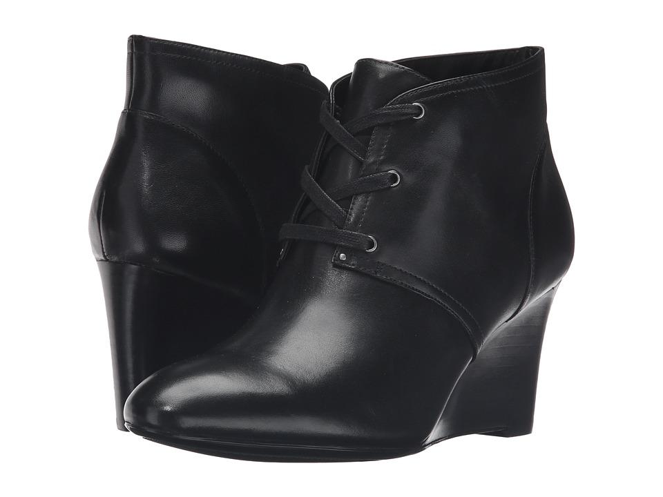LAUREN Ralph Lauren - Tamia (Black Burnished Calf) High Heels