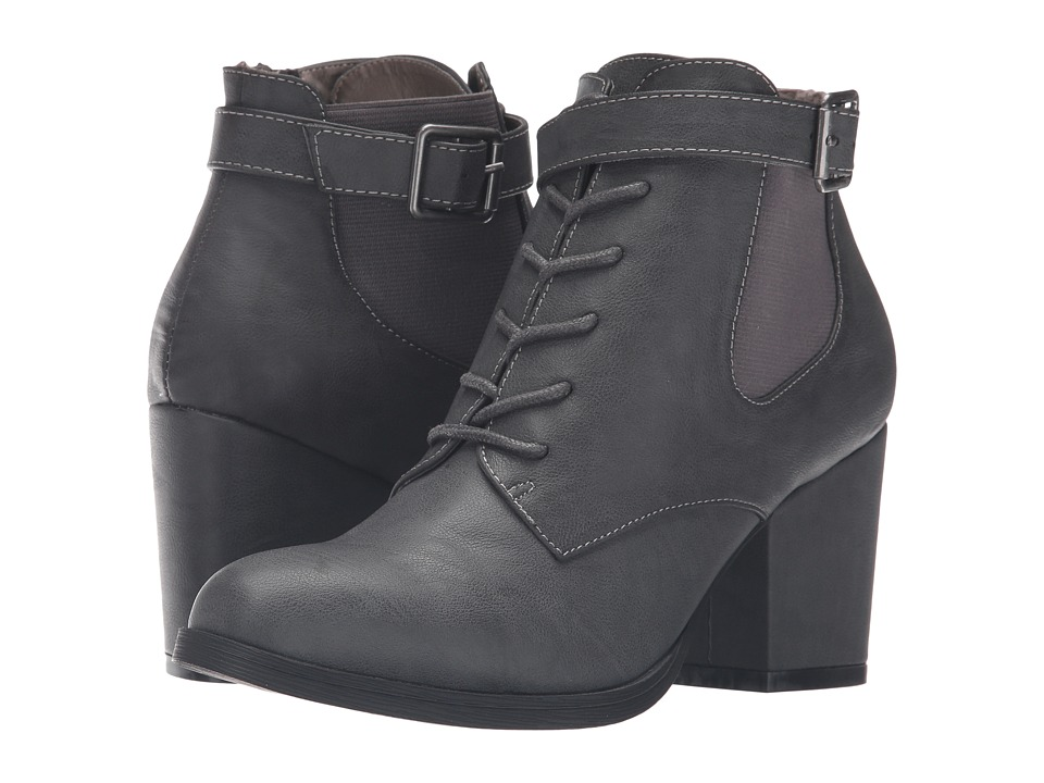 Michael Antonio - Mime (Charcoal) Women's Boots