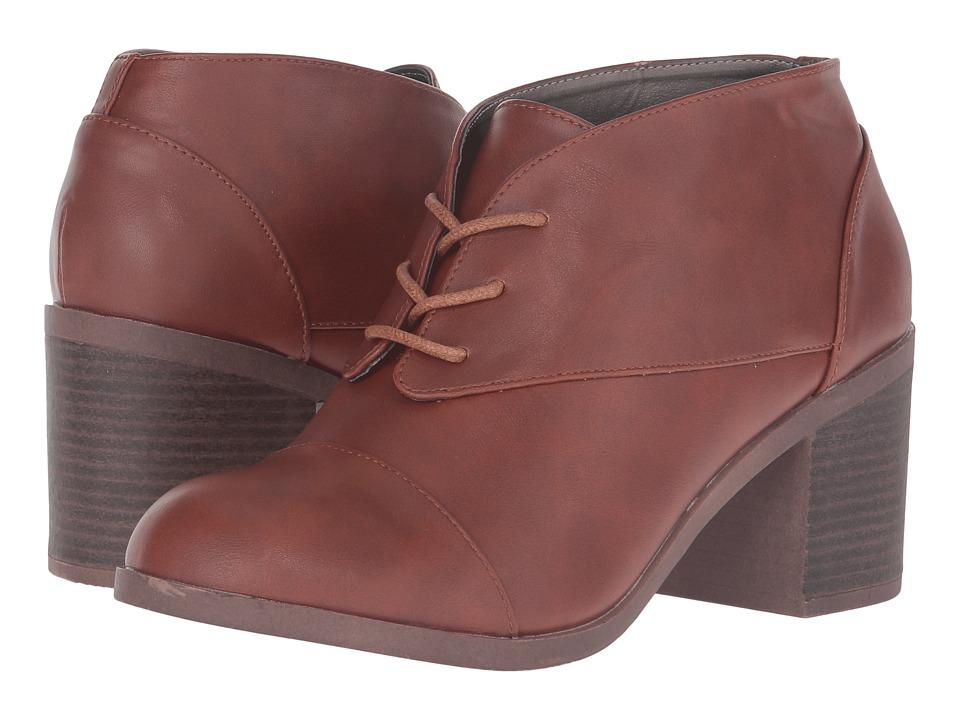Michael Antonio - Moritz (Cognac) Women's Boots