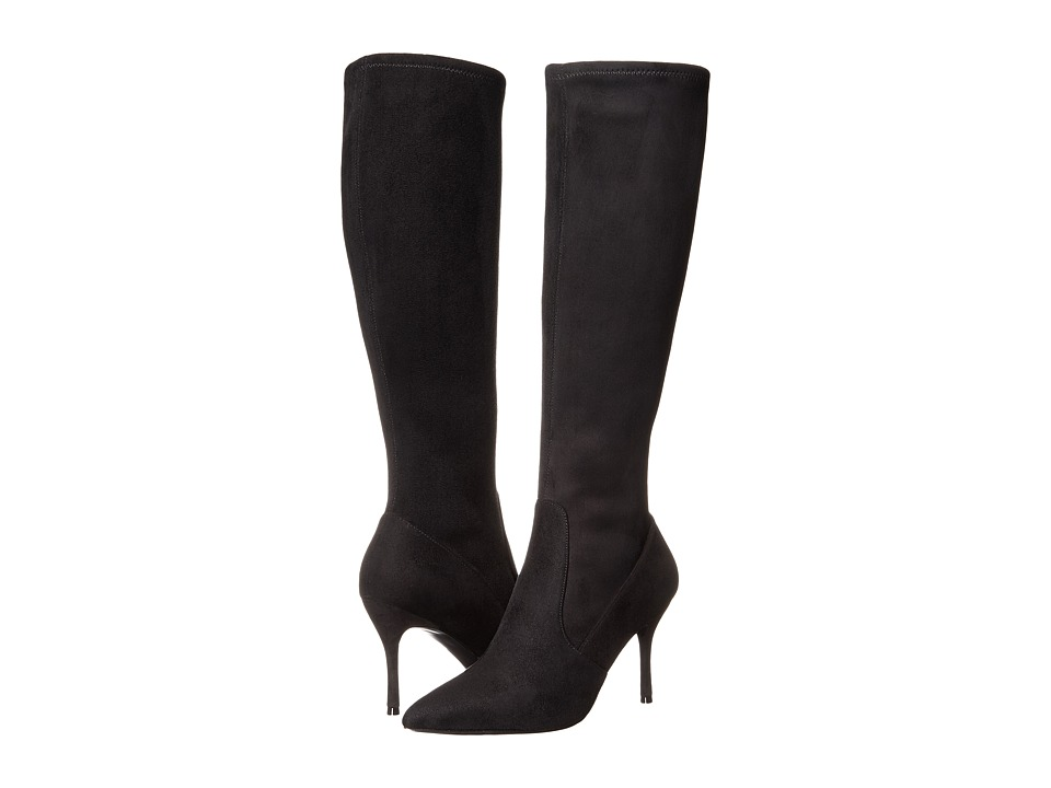 Nine West Calla (Black Fabric) Women