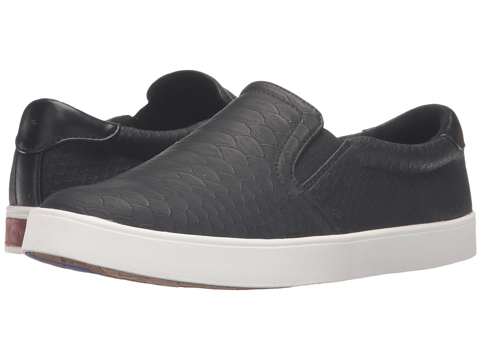 Dr. Scholl's - Madison (Black Python) Women's Shoes