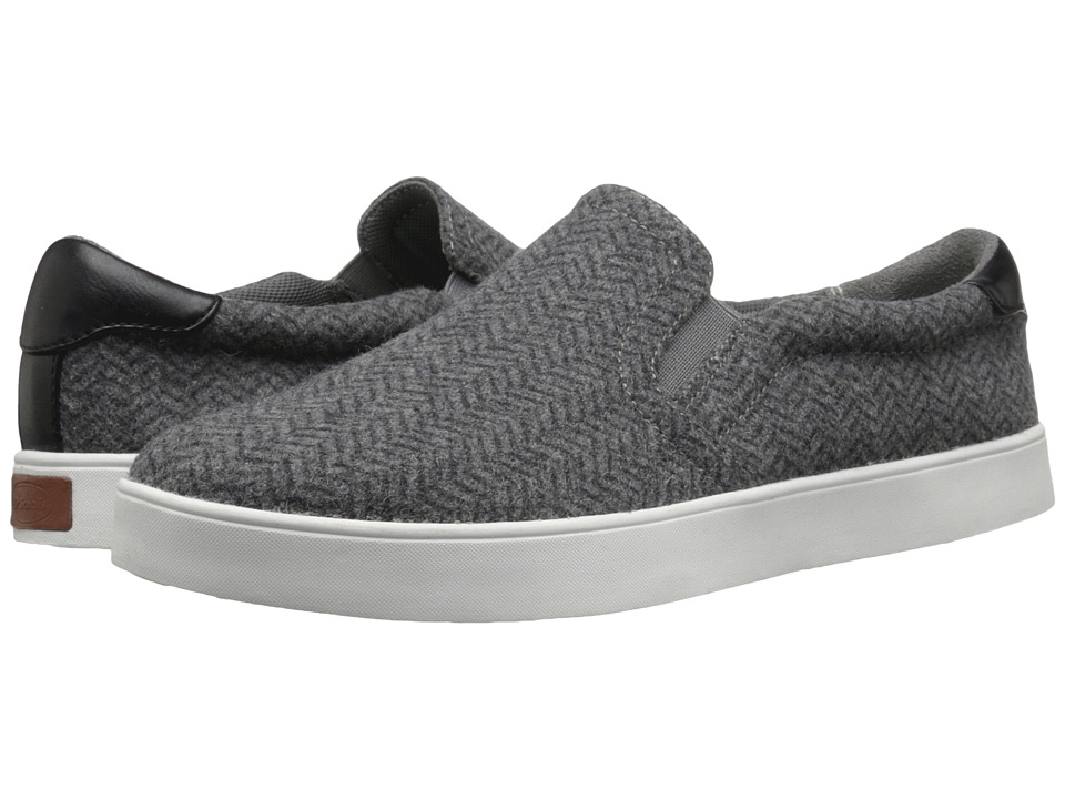 Dr. Scholl's - Madison (Grey Herringbone) Women's Shoes