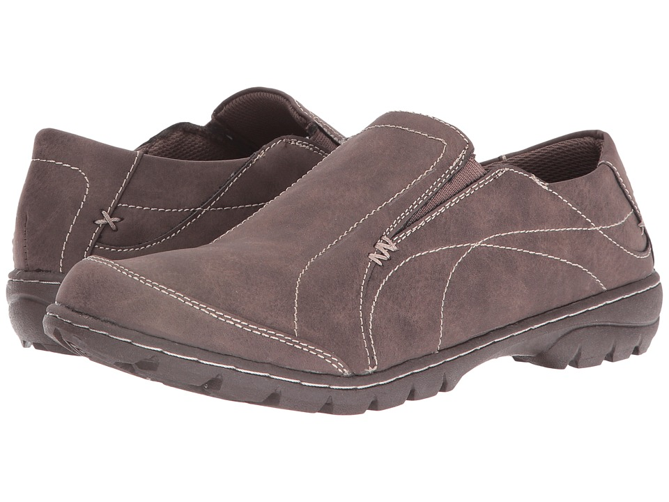 Dr. Scholl's - Hadley (Dark Brown) Women's Shoes