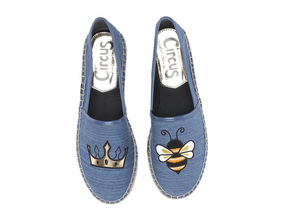 Circus by Sam Edelman Leni 6 (Mid Blue) Women's Shoes