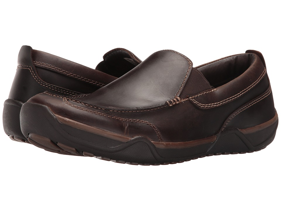 Tempur-Pedic - Markis (Dark Walnut) Men's Slippers