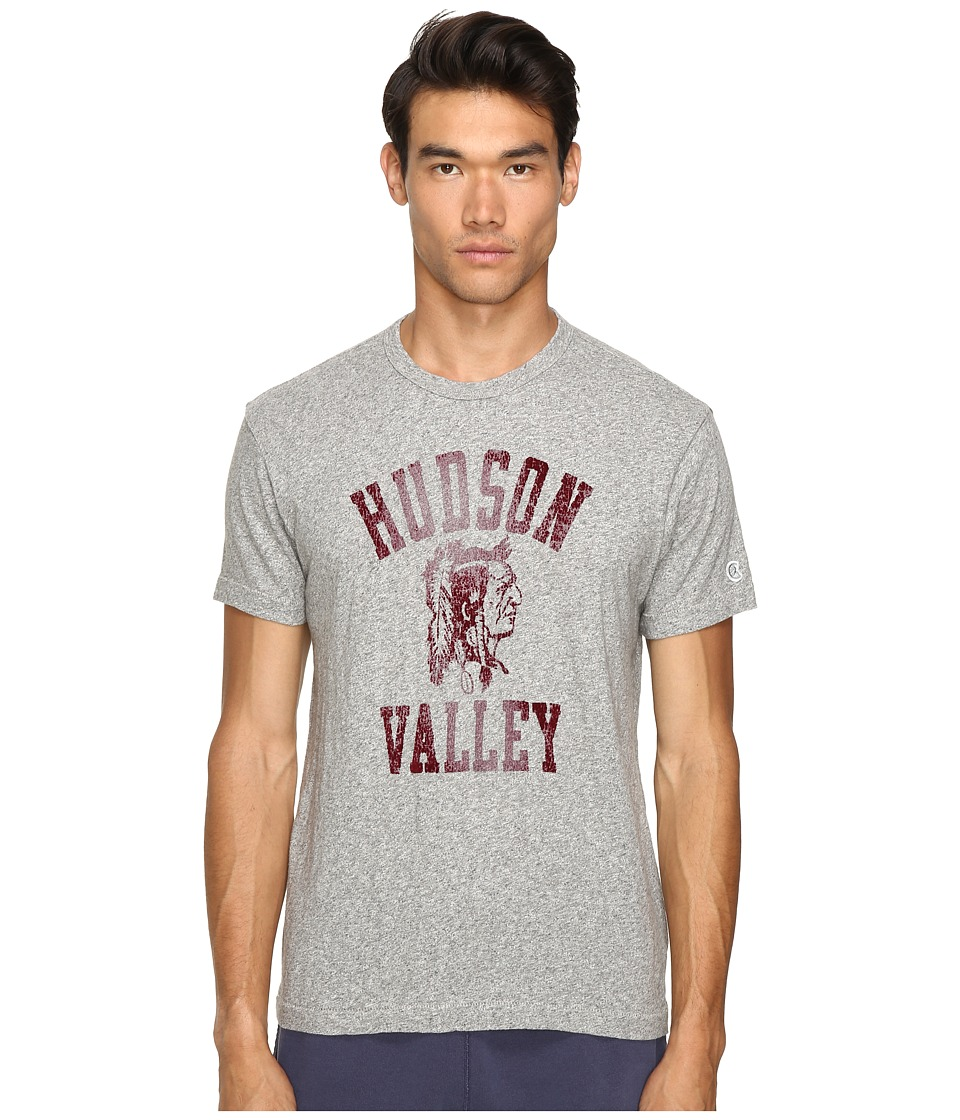 Todd Snyder + Champion - Hudson Valley T-Shirt (Antique Grey Mix) Men's T Shirt