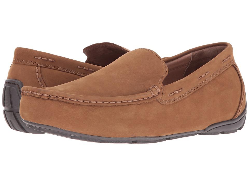 Tempur-Pedic - Brantford (Tan Nubuck) Men's Slippers