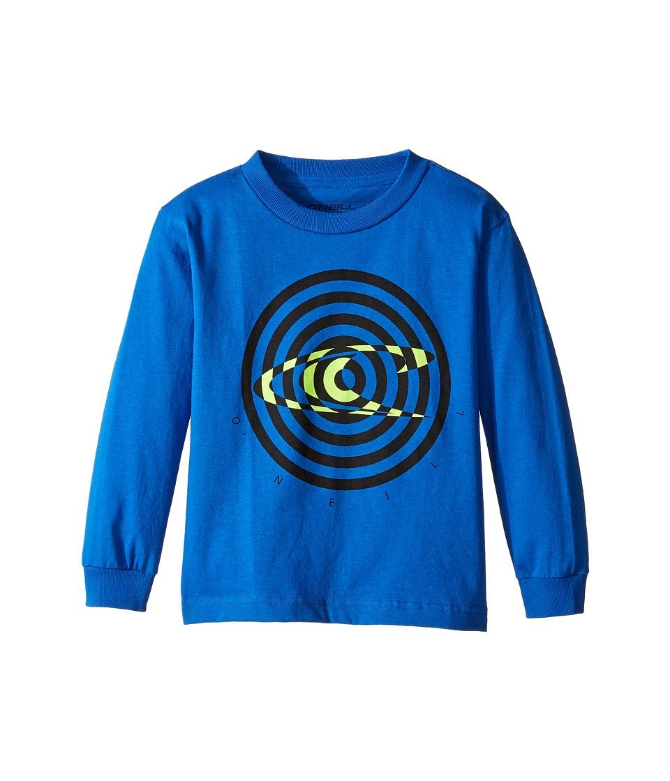 O'Neill Kids - Pop Up Long Sleeve Shirt (Big Kids) (Royal) Boy's Long Sleeve Pullover