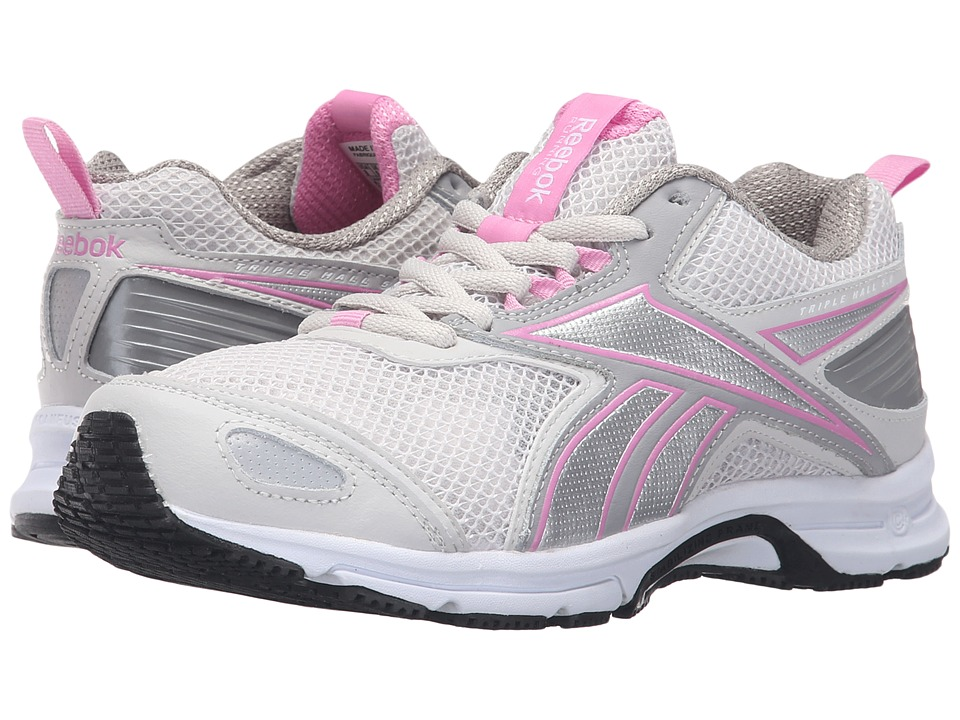 Reebok - Triplehall 5.0 (Steel/Tin Grey/Icono Pink/Silver) Women's Shoes