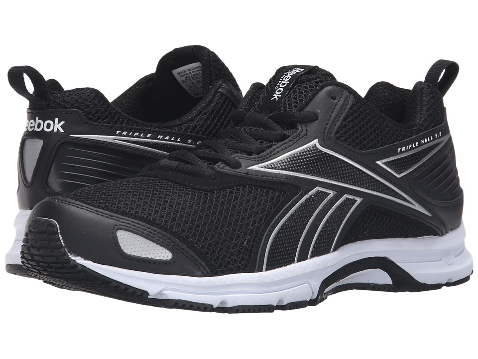 Reebok - Triplehall 5.0 (Black/Silver/White) Men's Cross Training Shoes