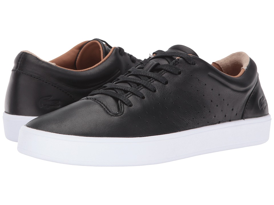 Lacoste Tamora Lace-Up 116 2 (Black) Women