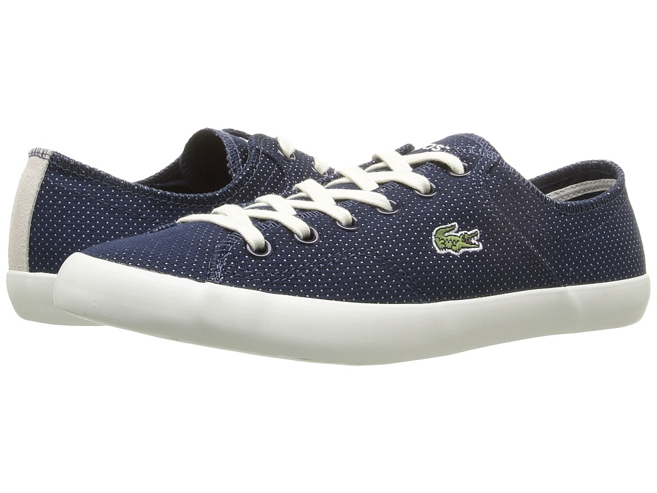 Lacoste - Ramer (Navy) Women's Lace up casual Shoes