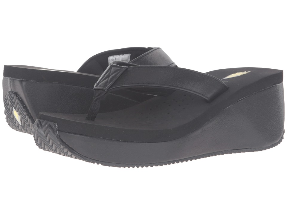VOLATILE - Josephine (Black) Women's Sandals