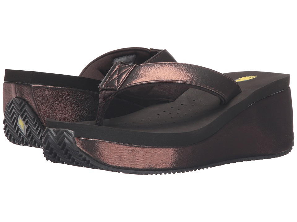 VOLATILE - Josephine (Bronze) Women's Sandals
