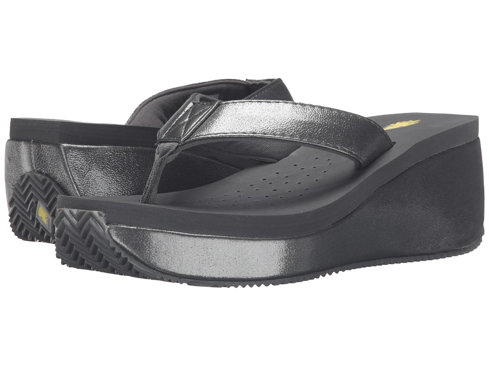 VOLATILE - Josephine (Pewter) Women's Sandals