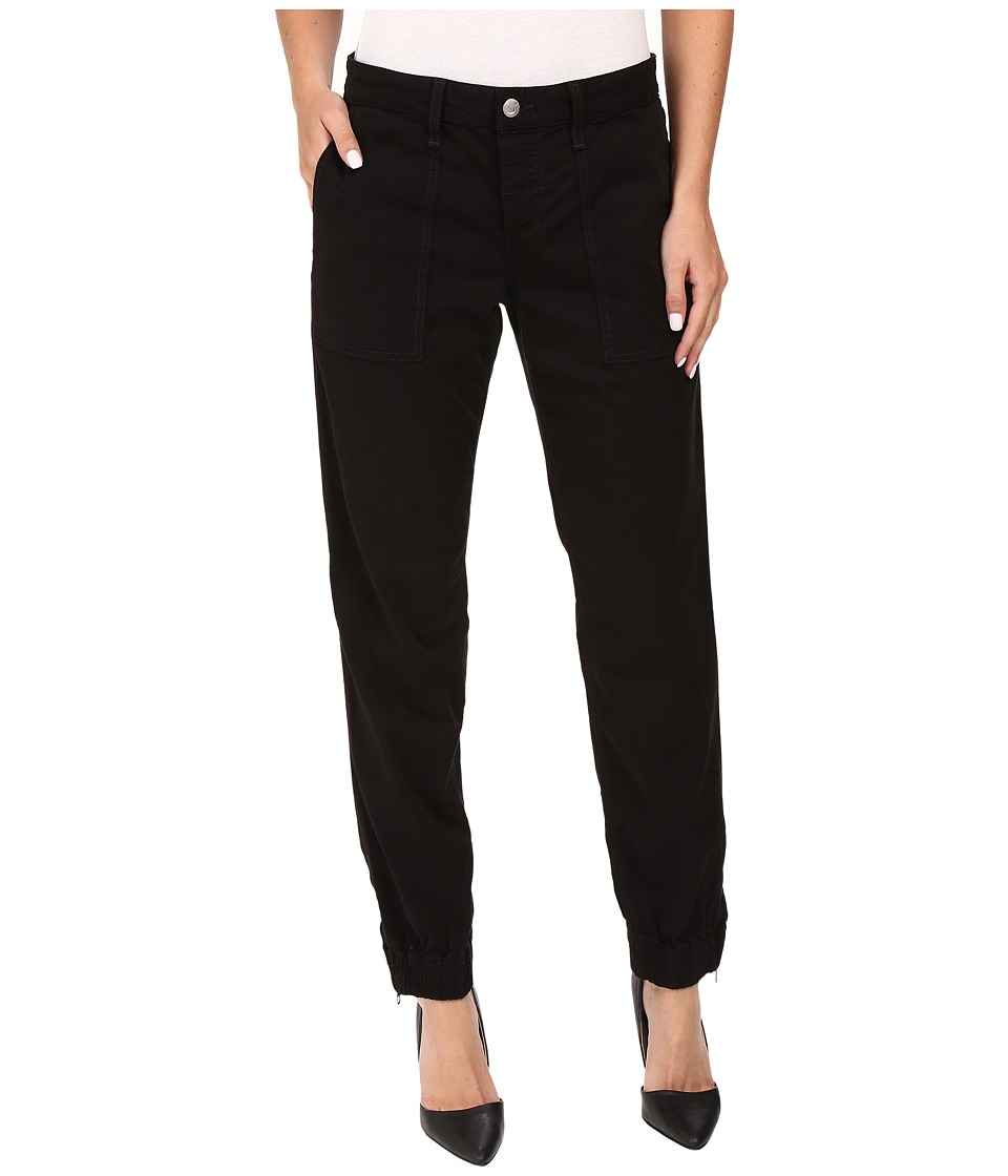 Joe's Jeans - Flight Zip Ankle in Jet Black (Jet Black) Women's Jeans