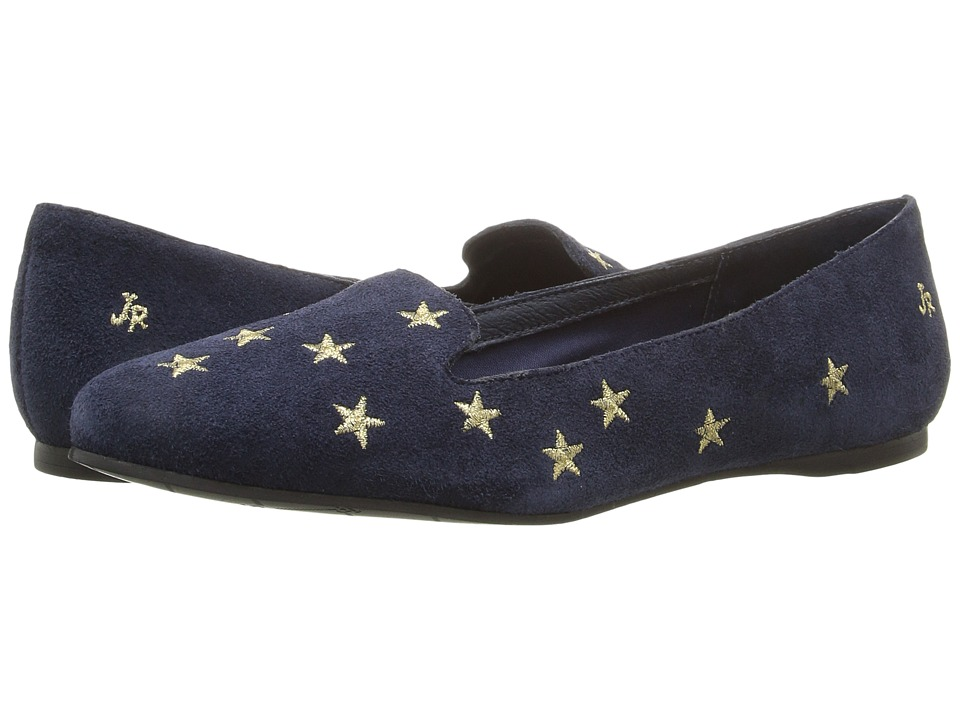 Jack Rogers - Starstruck (Midnight Suede) Women's Flat Shoes